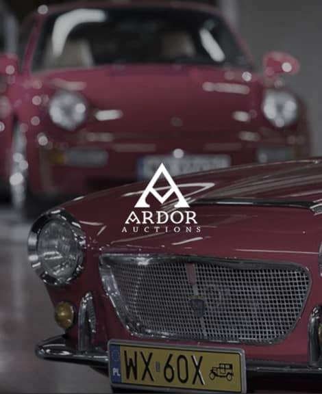 ARDOR AUCTIONS- THE FIRST AUCTION HOUSE FOR VINTAGE CARS